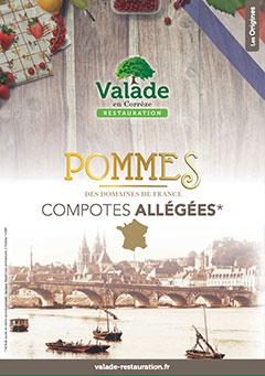 Pomme Domaines de France - Valade Restauration